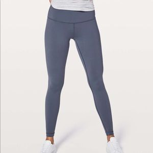 "Lululemon Wunder Under Hi-Rise Tight 28"" Dazed"